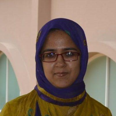 Mahfuza Sahrin